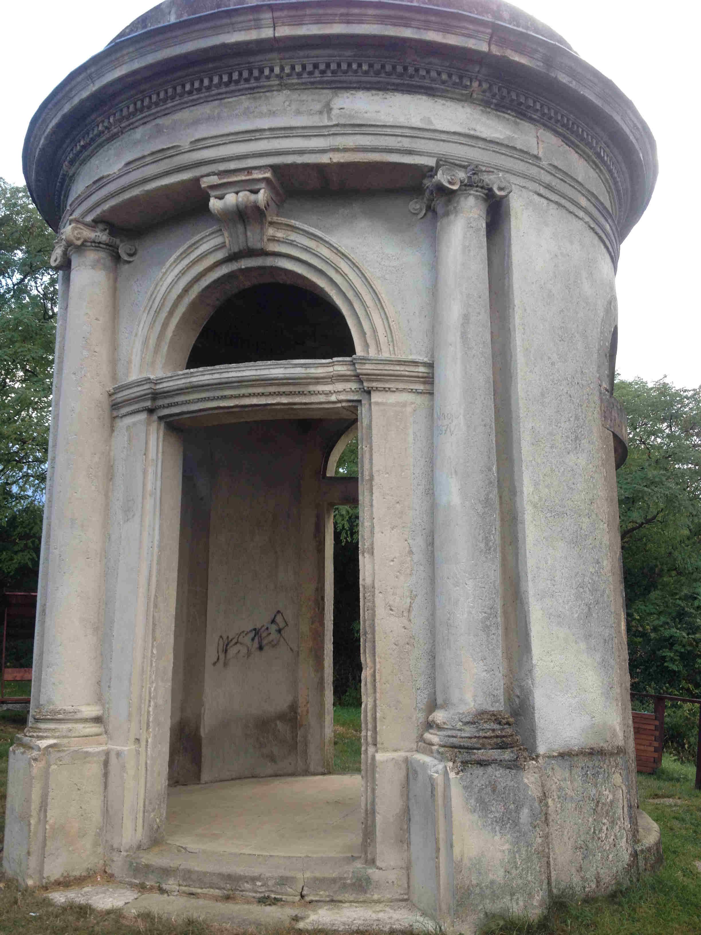 Bild des Gloriette-Denkmals Ungarn